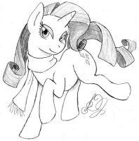Scarfity by DJ-black-n-white