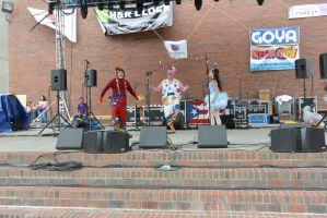 Puerto Rican/Latin Festival, The Funny Side 4 by Miss-Tbones