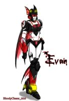 TF OC: Evan by BloodyChaser