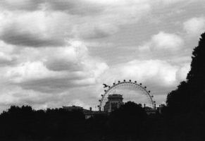 London Eye by Knot-All-There