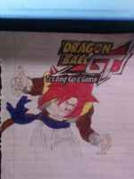 another DBGT pic by KatKitty21