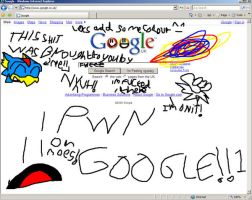 My Google by Steel-The-Cat-Hog