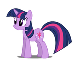Animation Practice - 01 - Twilight Blinking by Somepony