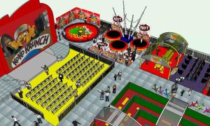 Koko Krunch playground 2 by bedouin21