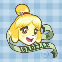 Isabelle by cow41087