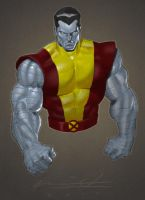 Colossus by statman71