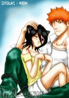 commission-ichiruki :meow by noodlemie