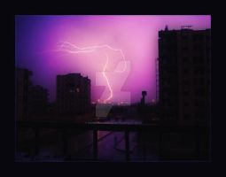 Lightning by BaselMahmoud