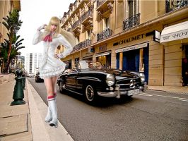 Princess of Monaco by Stylistic86