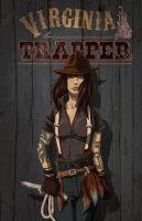 Virginia the Trapper by absinthe-girl