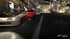 FH2: Power Parking III by 98SupraFurry