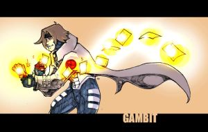 Gambit by jdcunard