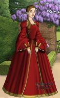 Anne of Cleves by eternalkikyofan