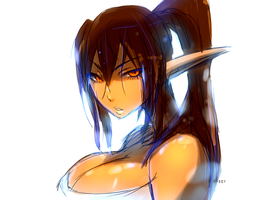 Wet Colored Version by LovelyDagger