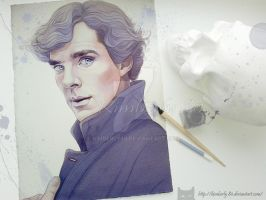 Sherlock by kimberly80