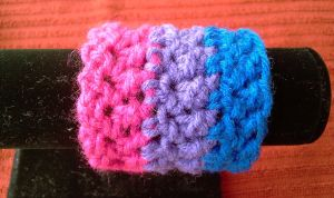 Bisexual Pride Wristband by RebelATS
