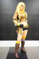 Yang Xiao Long by itsthekitsunekid