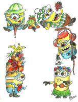 Minions I. by Pridipdiyoren