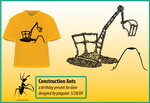 Construction Ants by pinguino