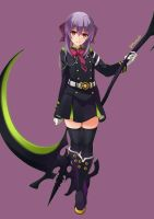 Shinoa~~ by MasaBodo