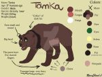 Tanka Reference Sheet by Roev-Art