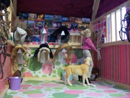 My New Tack Room by CatWink
