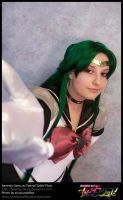 Eternal Sailor Pluto Cosplay I by Serenity-Sama