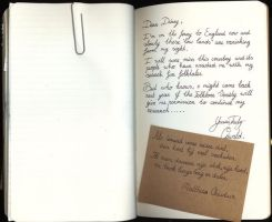 Sketchbook Project: Last Page by PaperTales