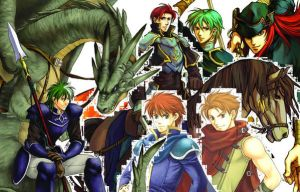 The Guys of Fire Emblem by Jay105210
