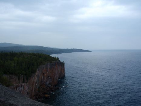 Lake Superior by spiffwalker