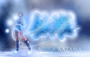 Asuka Kazama Wallpaper by TearDropps