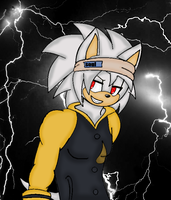 Soul Eater- The Hedgehog by tinathewolf97