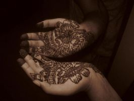 Henna sepia by Photoloaded