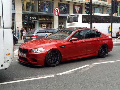 M5 F10 by Car-lover33