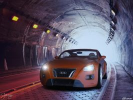 Audi aQa version-2 by cipriany