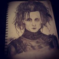 Scissorhands by JosephKaii96