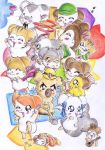 It's Hamtaro tiiime by Basy-chan