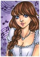 aceo com - Lilli by demon-rae