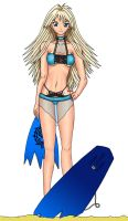 Can you teach me to surf? by Shadowcat1001