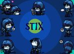 ST1X wallpaper by Haloconut