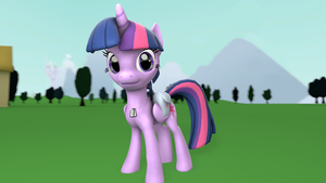 Equestria's Judgment: Twilight sparkle by FD-Daylight