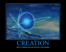 Creation Motivational by Sephirath21000