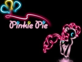 Pinkie Pie Wallpaper by buckheadgar