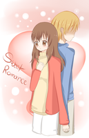 :SWEET ROMANCE: by Lucky-KaiRi
