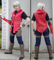 DMC4 Nero Outfit WIP by Ratsukorr