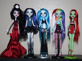 newest lineup for sale by rainbow1977