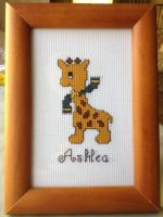 Giraffe by killthedrummer