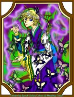Fai Spellcasting- color job by Healing-Touch