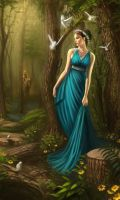 Persephone by cgaddictworld