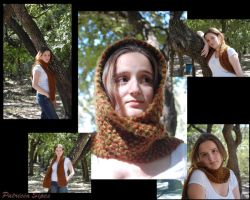 Knitting Project the First by labrattish